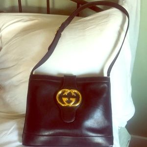 ONE-OF-A-KIND 100% Authentic Vintage Gucci purse